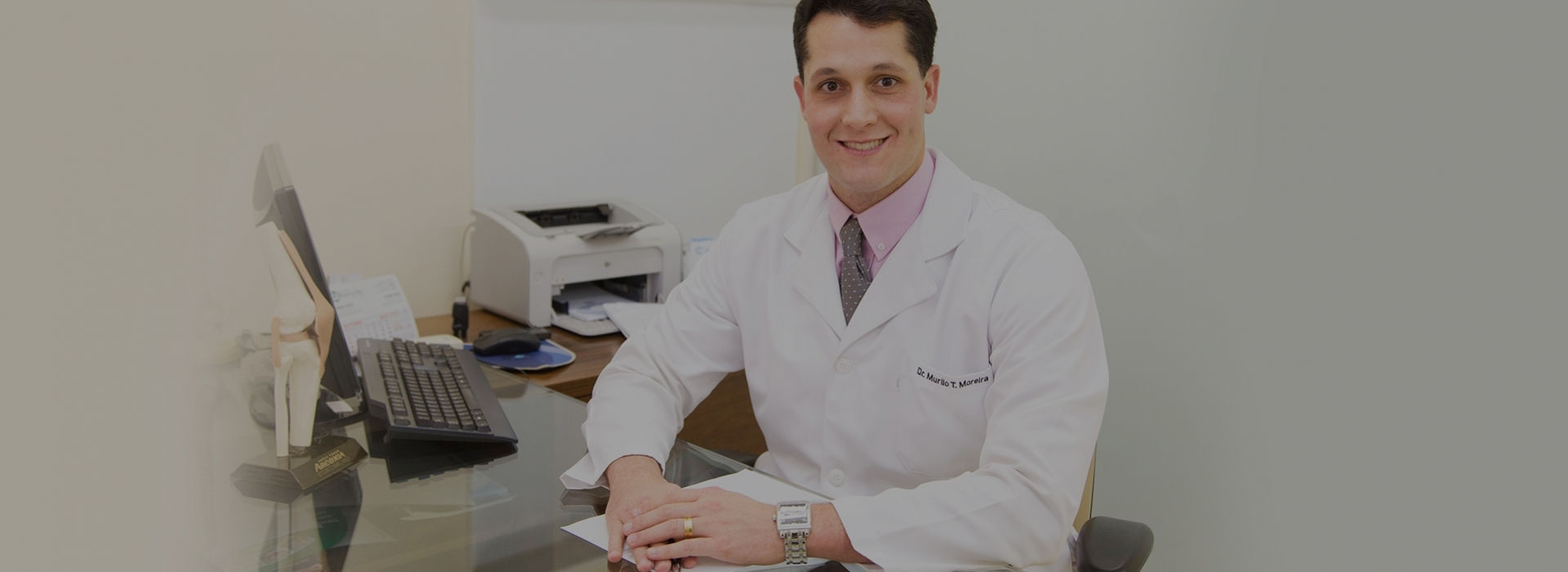 Dr. Murilo Moreira - Médico Ortopedista
